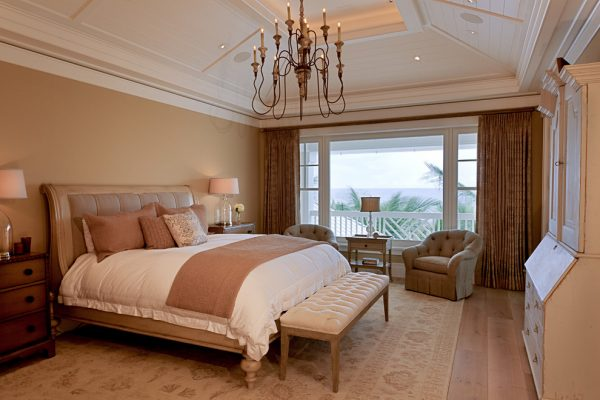 bedroom decorating ideas and designs Remodels Photos Collins & DuPont Design Group Bonita Springs Florida United States traditional-bedroom-003