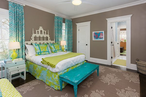 bedroom decorating ideas and designs Remodels Photos Colordrunk Designs Decatur  Georgia united states transitional-bedroom-002