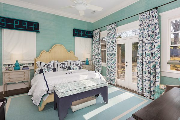 bedroom decorating ideas and designs Remodels Photos Colordrunk Designs Decatur  Georgia united states transitional-bedroom