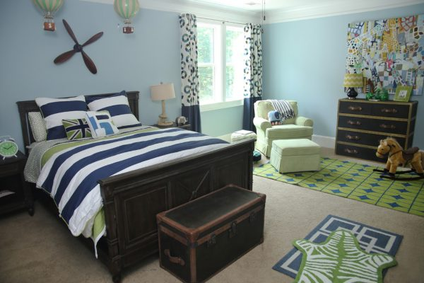 bedroom decorating ideas and designs Remodels Photos Colordrunk Designs Decatur  Georgia united states transitional-kids