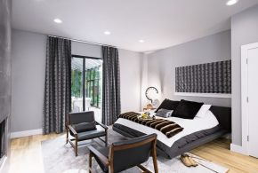 Bedroom Decorating and Designs by Contour Interior Design, LLC - Houston, Texas, United States