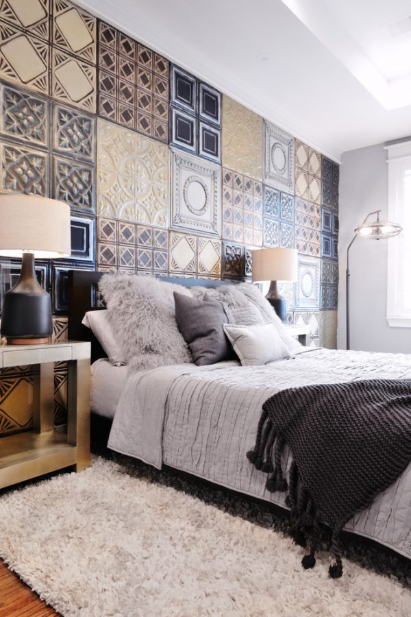 bedroom decorating ideas and designs Remodels Photos Contour Interior Design, LLC Houston Texas united states eclectic-bedroom