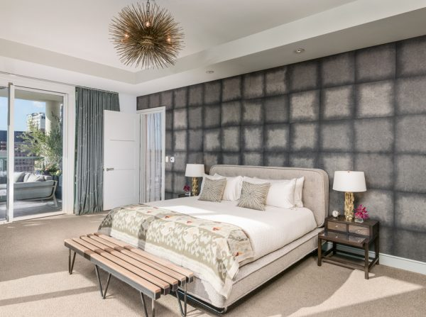 bedroom decorating ideas and designs Remodels Photos Cravotta Interiors Austin Texas United States eclectic-bedroom
