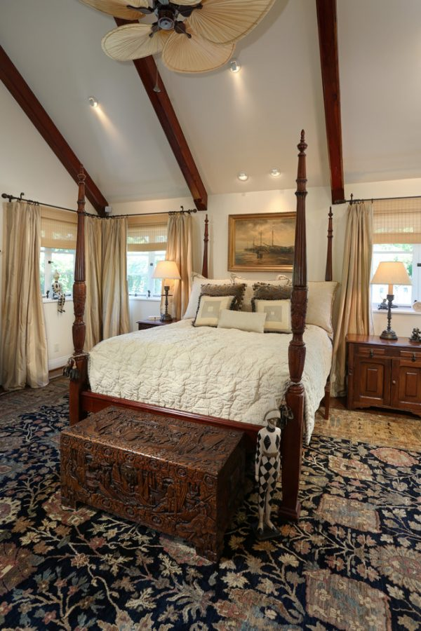 bedroom decorating ideas and designs Remodels Photos Cynthia Bennett & Associates South Pasadena California United States home-design