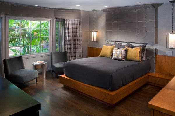 bedroom decorating ideas and designs Remodels Photos Cynthia Bennett & Associates South Pasadena California United States transitional-bedroom-001