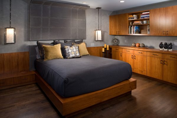 bedroom decorating ideas and designs Remodels Photos Cynthia Bennett & Associates South Pasadena California United States transitional-bedroom-003