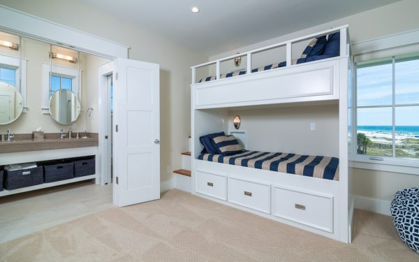 bedroom decorating ideas and designs Remodels Photos Dalrymple Sallis Architecture Pensacola Florida United States beach-style-bedroom-002