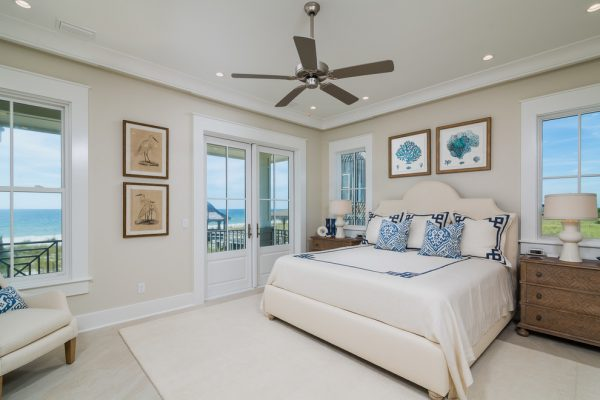 bedroom decorating ideas and designs Remodels Photos Dalrymple Sallis Architecture Pensacola Florida United States beach-style-bedroom-003
