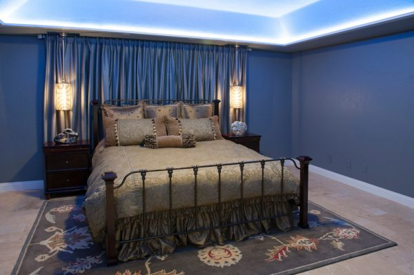 bedroom decorating ideas and designs Remodels Photos Dalrymple Sallis Architecture Pensacola Florida United States contemporary-bedroom