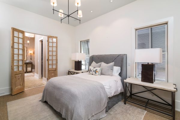bedroom decorating ideas and designs Remodels Photos Dalrymple Sallis Architecture Pensacola Florida United States mediterranean-bedroom-001