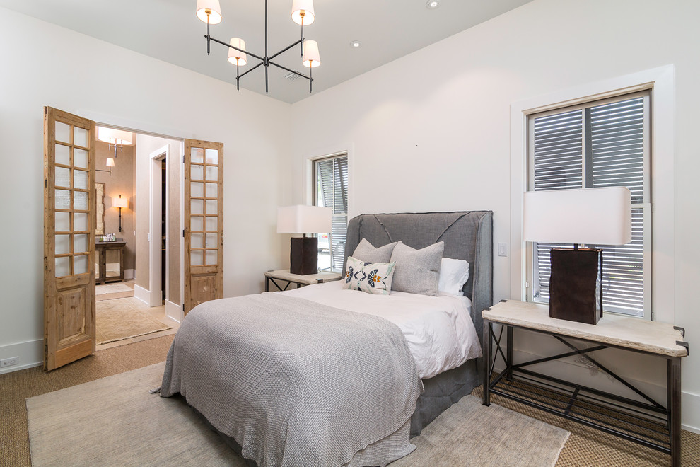 Bedroom Decorating and Designs by Dalrymple Sallis Architecture – Pensacola, Florida, United States