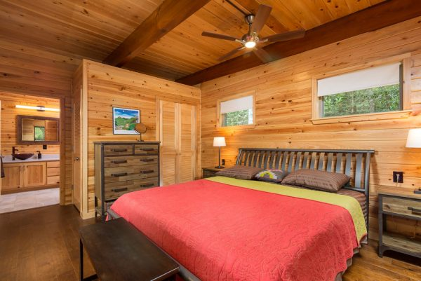 bedroom decorating ideas and designs Remodels Photos Dalrymple Sallis Architecture Pensacola Florida United States rustic-bedroom