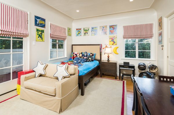 bedroom decorating ideas and designs Remodels Photos Dana Lauren Designs Los Angeles California United States traditional-kids-002