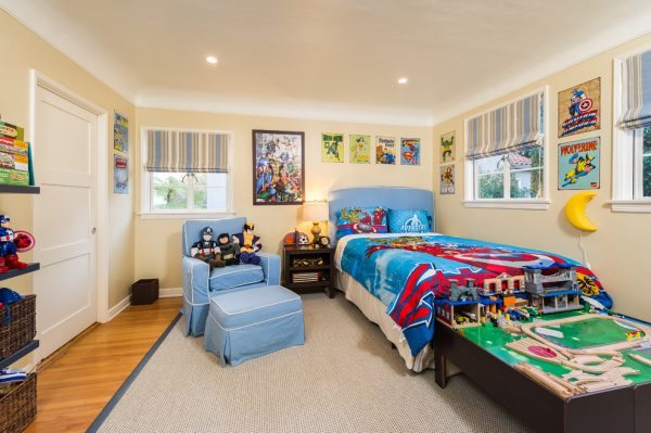 bedroom decorating ideas and designs Remodels Photos Dana Lauren Designs Los Angeles California United States traditional-kids