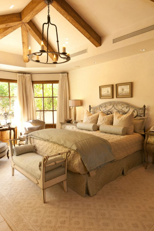bedroom decorating ideas and designs Remodels Photos Denise Morrison Interiors Santa Ana California united states traditional-bedroom-002