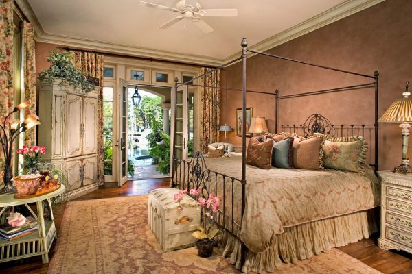 bedroom decorating ideas and designs Remodels Photos Denise Stringer Interior Design Hilton Head Island South Carolina mediterranean-bedroom-001