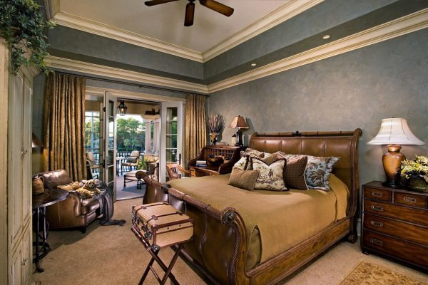 bedroom decorating ideas and designs Remodels Photos Denise Stringer Interior Design Hilton Head Island South Carolina mediterranean-bedroom