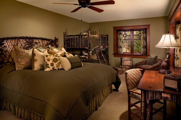 bedroom decorating ideas and designs Remodels Photos Denise Stringer Interior Design Hilton Head Island South Carolina rustic-bedroom-003