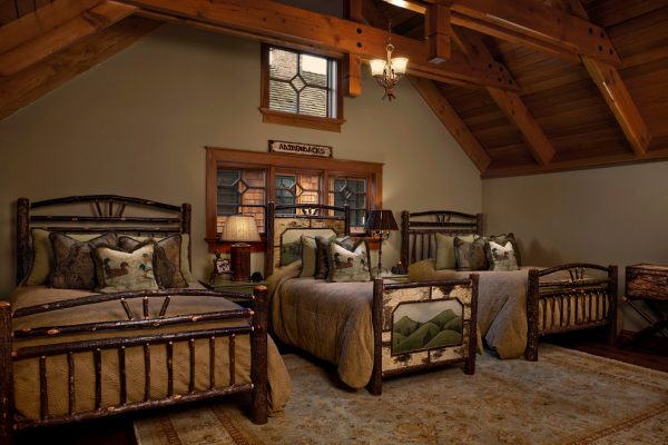 bedroom decorating ideas and designs Remodels Photos Denise Stringer Interior Design Hilton Head Island South Carolina rustic-bedroom-006