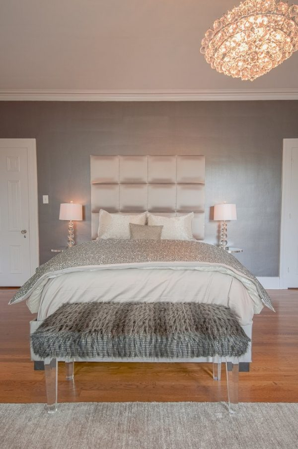 bedroom decorating ideas and designs Remodels Photos DesignArt Memphis by Leslie Cetingok Memphis Tennessee United States contemporary-bedroom