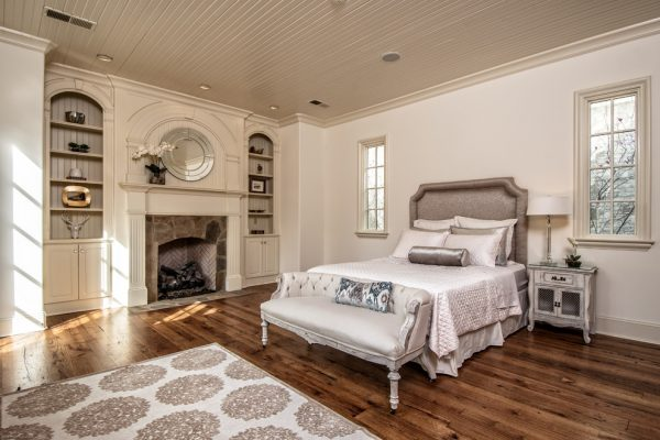 bedroom decorating ideas and designs Remodels Photos DesignArt Memphis by Leslie Cetingok Memphis Tennessee United States farmhouse-bedroom