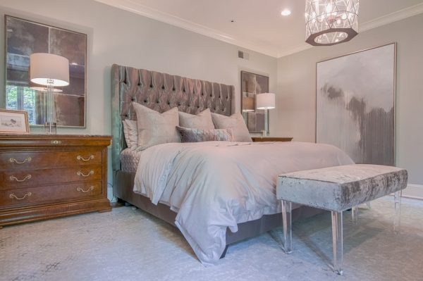 bedroom decorating ideas and designs Remodels Photos DesignArt Memphis by Leslie Cetingok Memphis Tennessee United States home-design