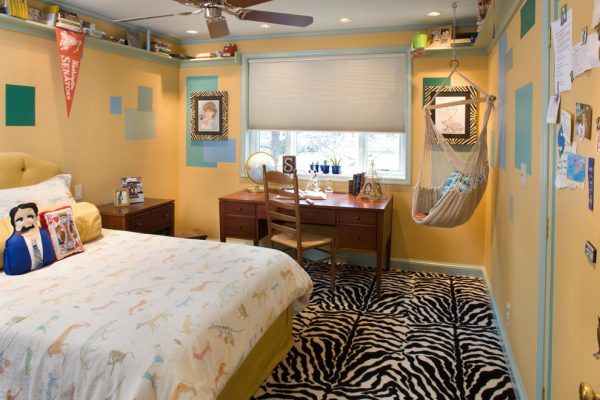bedroom decorating ideas and designs Remodels Photos Designing Solutions Hillandale Maryland United States eclectic-kids-005