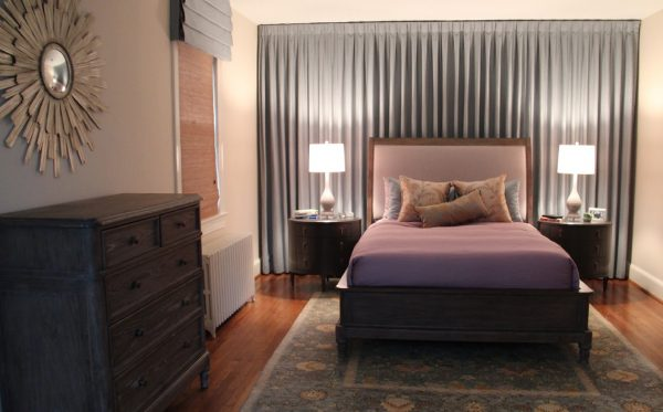 bedroom decorating ideas and designs Remodels Photos Designing Solutions Hillandale Maryland United States transitional-bedroom-003