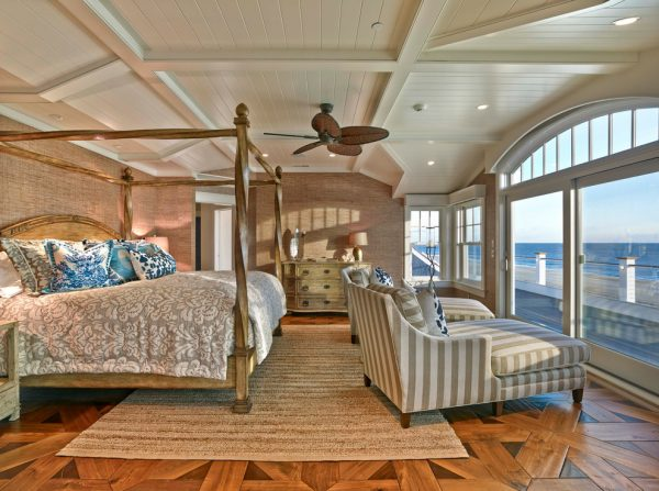 bedroom decorating ideas and designs Remodels Photos Dewson Construction Company  Wilmington Delaware United States beach-style-bedroom-001