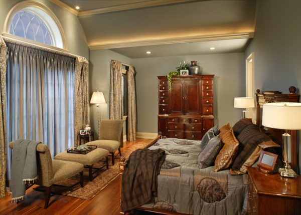 bedroom decorating ideas and designs Remodels Photos Dewson Construction Company  Wilmington Delaware United States bedroom-006