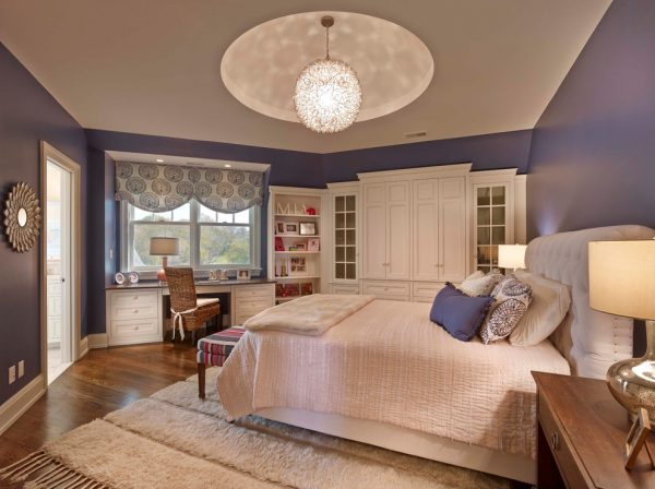 bedroom decorating ideas and designs Remodels Photos Dewson Construction Company  Wilmington Delaware United States traditional-bedroom-006