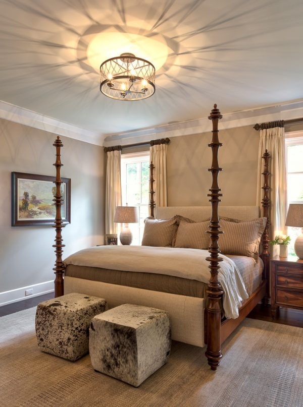 bedroom decorating ideas and designs Remodels Photos Dianne Davant and Associates Banner Elk North Carolina United States transitional-bedroom-002