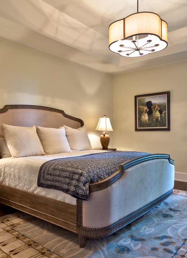 bedroom decorating ideas and designs Remodels Photos Dianne Davant and Associates Banner Elk North Carolina United States transitional-bedroom-003