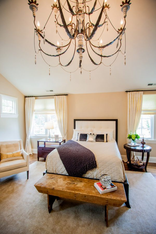 bedroom decorating ideas and designs Remodels Photos Donna Mondi Interior Design Hinsdale, Illinois United States contemporary-bedroom-002