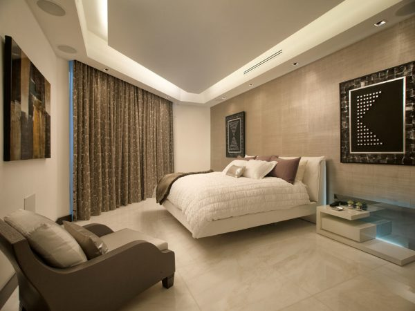bedroom decorating ideas and designs Remodels Photos Dupuis Design San Clemente California united states contemporary-bedroom-001