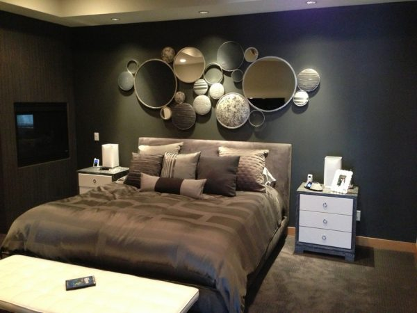 bedroom decorating ideas and designs Remodels Photos Dwelling Designs Minneapolis Minnesota United States contemporary-bedroom-002