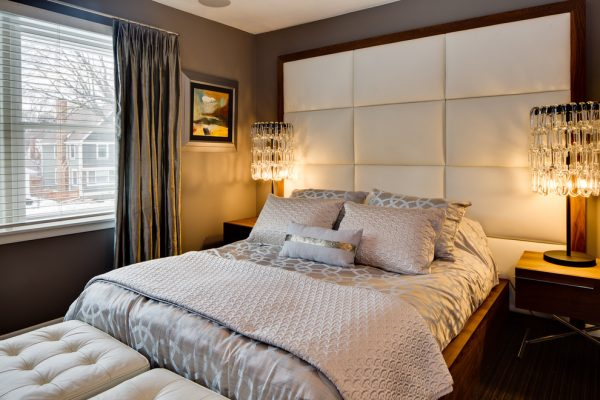 bedroom decorating ideas and designs Remodels Photos Dwelling Designs Minneapolis Minnesota United States contemporary-bedroom