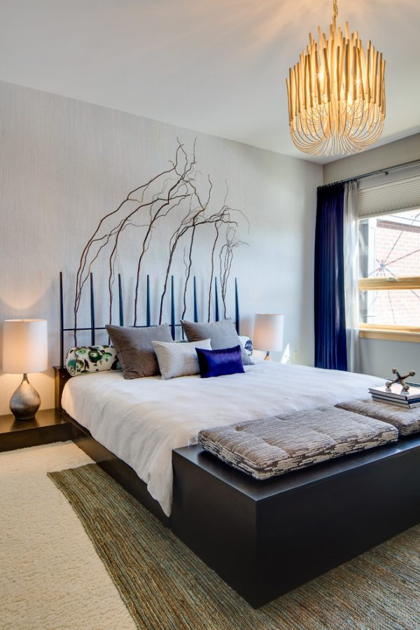 bedroom decorating ideas and designs Remodels Photos Dwelling Designs Minneapolis Minnesota United States modern-bedroom-006