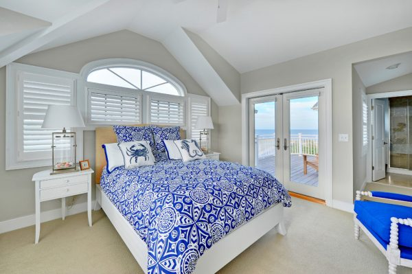 bedroom decorating ideas and designs Remodels Photos Echelon Custom Homes  Rehoboth Beach Delaware United States beach-style-bedroom-0011