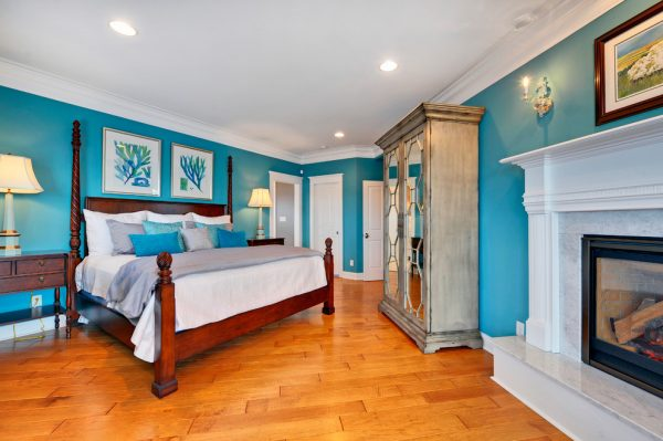 bedroom decorating ideas and designs Remodels Photos Echelon Custom Homes  Rehoboth Beach Delaware United States beach-style-bedroom-0041