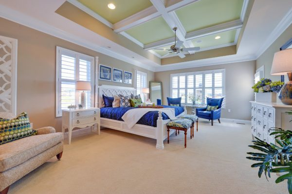 bedroom decorating ideas and designs Remodels Photos Echelon Interiors Lewes Delaware United States beach-style-bedroom-002