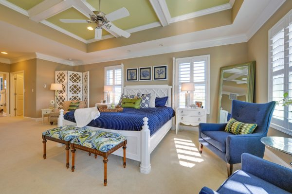 bedroom decorating ideas and designs Remodels Photos Echelon Interiors Lewes Delaware United States beach-style-bedroom-031