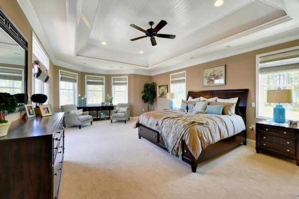 bedroom decorating ideas and designs Remodels Photos Echelon Interiors Lewes Delaware United States bedroom-009