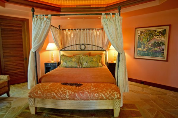 bedroom decorating ideas and designs Remodels Photos Eklektik Interiors Houston Texas united states tropical-bedroom-001
