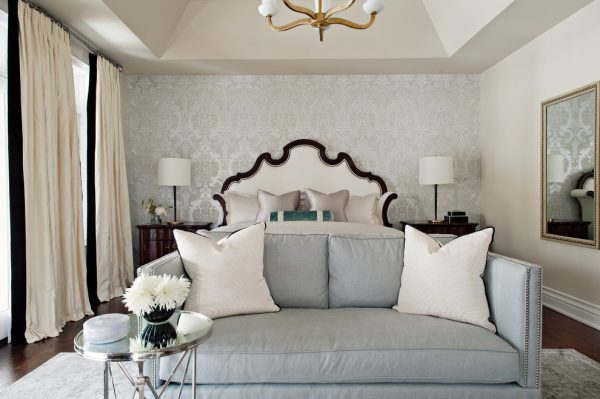 bedroom decorating ideas and designs Remodels Photos Elizabeth Metcalfe Interiors&Design Inc.Mississauga Ontario, bedroom