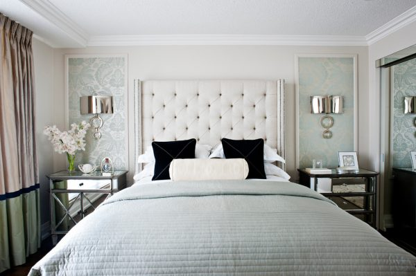 bedroom decorating ideas and designs Remodels Photos Elizabeth Metcalfe Interiors&Design Inc.Mississauga Ontario, contemporary-bedroom