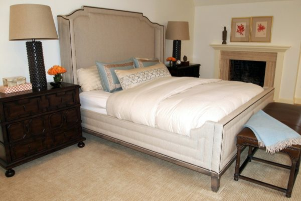 bedroom decorating ideas and designs Remodels Photos Elizabeth Reich BaltimoreMaryland United States traditional-bedroom-002
