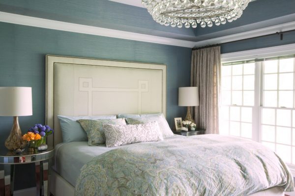 bedroom decorating ideas and designs Remodels Photos Elizabeth Reich Baltimore Maryland United States traditional-bedroom-007