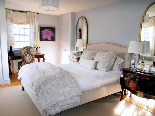 bedroom decorating ideas and designs Remodels Photos Elizabeth Reich BaltimoreMaryland United States traditional-bedroom-021