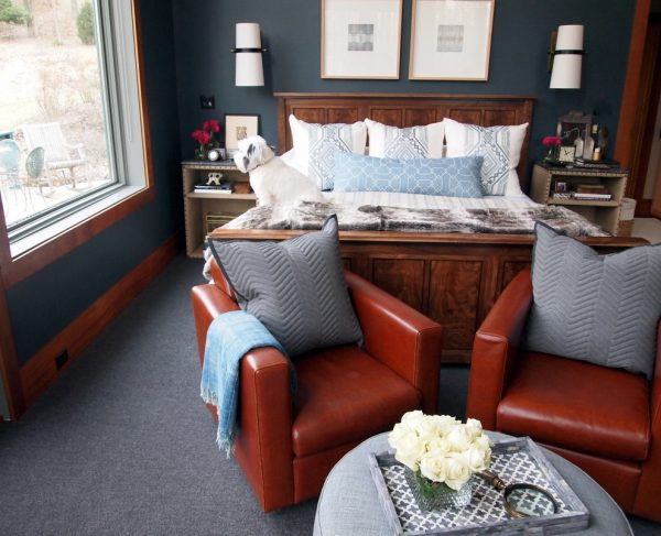 bedroom decorating ideas and designs Remodels Photos Elizabeth Reich BaltimoreMaryland United States transitional-bedroom-003